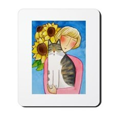 SUNSHINE...Mousepad For Cat Lovers
