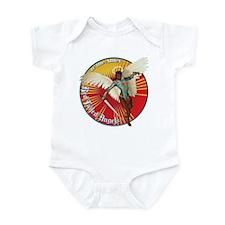 Cute Tarfu Infant Bodysuit