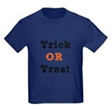 Trick OR Treat T