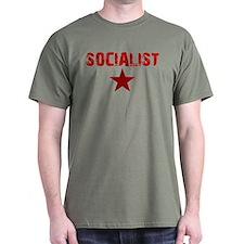 socialistwhbg T-Shirt