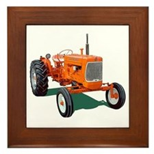 Funny Allis chalmers Framed Tile