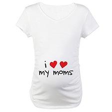 I Love My Moms Shirt