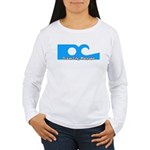 Ocean City Flag Women's Long Sleeve T-Shirt