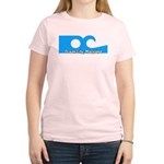 Ocean City Flag Women's Light T-Shirt