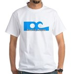 Ocean City Flag White T-Shirt
