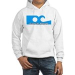 Ocean City Flag Hooded Sweatshirt