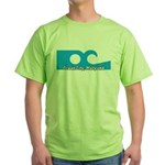 Ocean City Flag Green T-Shirt