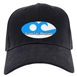Ocean City Flag Black Cap