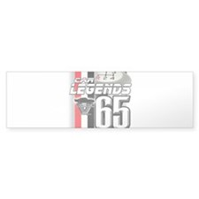 Musclecars 1965 Bumper Sticker (50 pk)