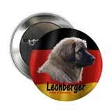 Leonberger 2.25&amp;quot; Button (100 pack)