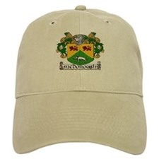 McDonough Coat of Arms Baseball Baseball Cap