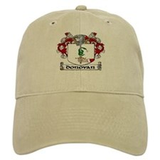 Donovan Coat of Arms Baseball Baseball Cap