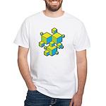 Groovy Cubes T-shirt