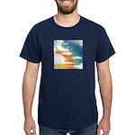 Comic Book Sky T-shirt