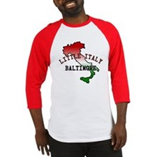 Little Italy Baltimore Baseball Jersey