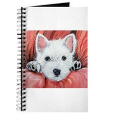 Westie Puppy Love Journal