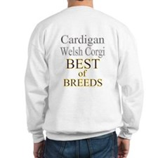 Cardigan Welsh Corgi Best Of Breeds Sweatshirt