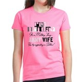 Army Wife Red Friday Tee