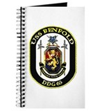 USS Benfold DDG 65 US Navy Ship Journal