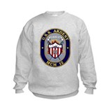 USS Ardent MCM 12 US Navy Ship Sweatshirt