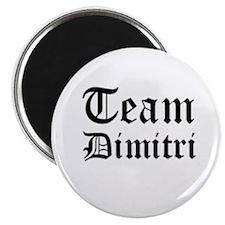 Team Dimitri Style #1 Magnet