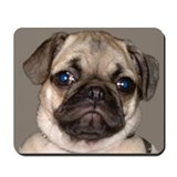 Pug Mousepad
