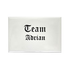 Team Adrian Style #1 Rectangle Magnet (10 pack)
