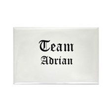 Team Adrian Style #1 Rectangle Magnet