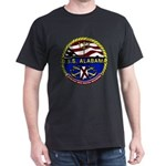 USS Alabama SSBN 731 US Navy Ship Dark T-Shirt