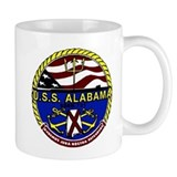 USS Alabama SSBN 731 US Navy Ship Mug