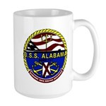 USS Alabama SSBN 731 US Navy Ship Large Mug