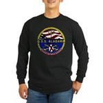 USS Alabama SSBN 731 US Navy Ship Long Sleeve Dark