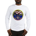 USS Alabama SSBN 731 US Navy Ship Long Sleeve T-Sh