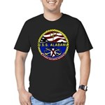 USS Alabama SSBN 731 US Navy Ship Men's Fitted T-S