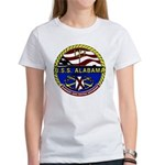 USS Alabama SSBN 731 US Navy Ship Women's T-Shirt
