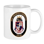 USS Chancellorsville CG 62 US Navy Ship Mug