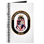 USS Chancellorsville CG 62 US Navy Ship Journal