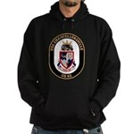USS Chancellorsville CG 62 US Navy Ship Hoodie (da
