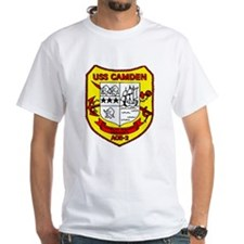 USS Camden AOE 2 US Navy Ship Shirt