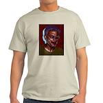 Behind Trick Ash Grey T-Shirt