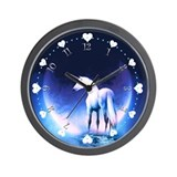Unicorn Fantasy Wall Clock