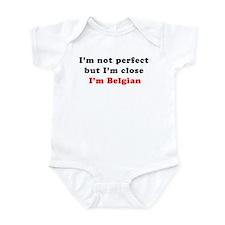 I'm Belgian Infant Bodysuit
