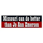 Missouri can do better than Jo Ann Emerson sticker