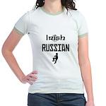 Irish Russian Jr. Ringer T-Shirt