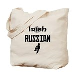 Irish Russian Tote Bag