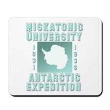 Miskatonic Antarctic Expedition Mousepad