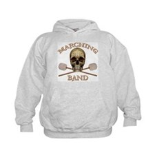 Marching Band Pirate Hoodie
