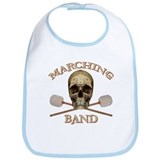 Marching Band Pirate Bib