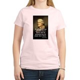 Jefferson, When People Fear Government T-Shirt