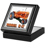 Allis chalmers tractors Keepsake Box
